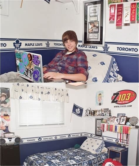 justin bieber room justin bieber images justin s room at his house in stratford wallpaper and background photos