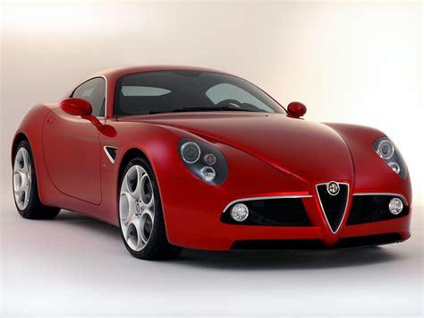 Alfa Romeo 8c Specs by Alfa Romeo 8c Competizione Specs 2007 2008 2009