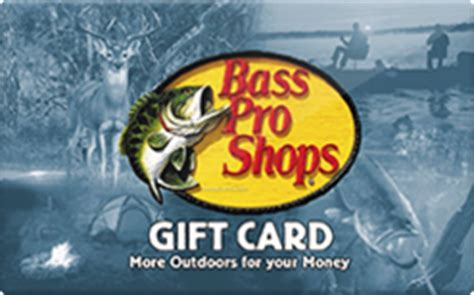Who Sells Bass Pro Shop Gift Cards - sell bass pro shops 174 gift cards raise