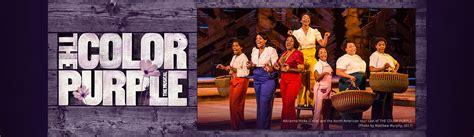 the color purple play home page the color purple on tour