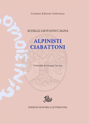 Descrizione Di Una Casa Di Cagna by Alpinisti Ciabattoni Achille Cagna Collana