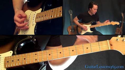 burn tutorial keyboard deep purple burn guitar lesson deep purple famous riffs youtube