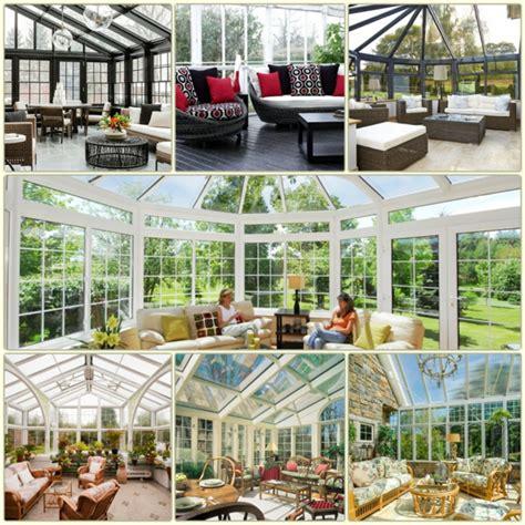 glasveranda wintergarten wohnwintergarten gestalten und in eine gem 252 tliche glasoase