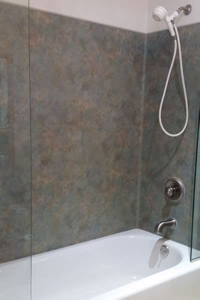 seamless bathtub surrounds tubcove seattle laminate seamless bath tub wall surrounds