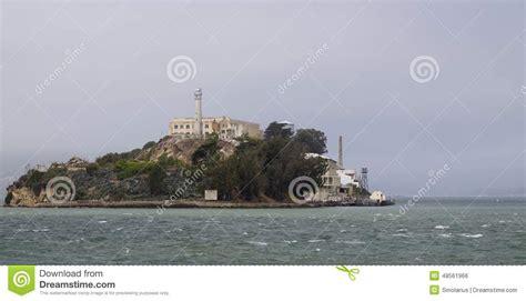 alcatraz boat ride alcatraz island stock photo image 48561966