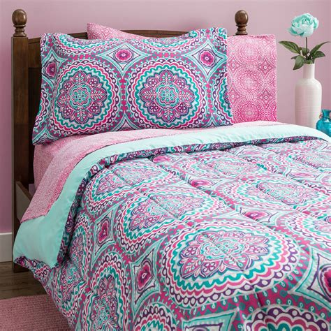 mint green twin bedding teen girls bedding twin mint green teal purple comforter