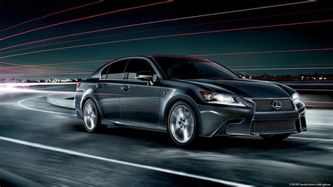 lexus sport car 4 door lexus planning gs f and rc f four door digital trends