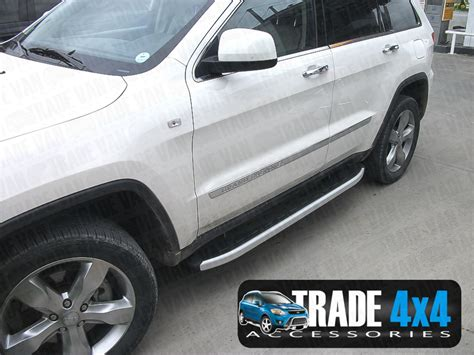 jeep grand side steps running boards bars alyans