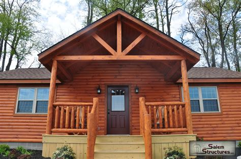modular log cabin 24 x40 valley view modular log cabin cabins log cabins