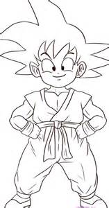 goku coloring pages games images
