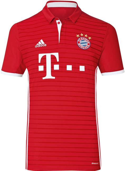 Jersey Bayern Munchen Away 1617 Fullpatch Bundesliga bayern m 252 nchen 16 17 home kit released footy headlines
