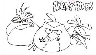 angry birds rio coloring pages team colors