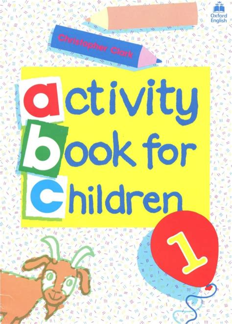 picture books for children pdf activity book for children 1 pdf