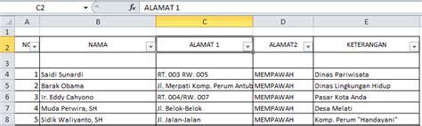 cara membuat label undangan 3 kolom 4 baris cara membuat label undangan dengan microsoft exel 2010