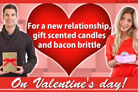 valentines gifts for new relationships s day gifts to celebrate every stage of a