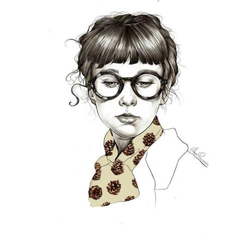 imagenes tumblr de chicas tristes elena pancorbo in illustration