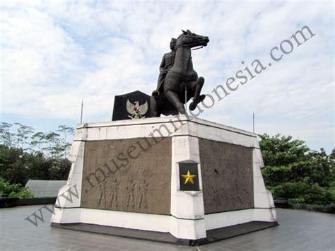 biodata jendral sudirman singkat museumindonesia com monumen panglima besar jenderal