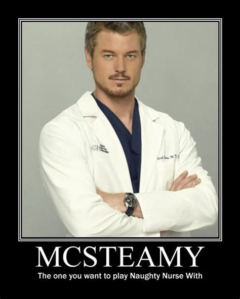 Greys Anatomy Mc Steamy Is Back by Dr Mcsteamy From Grey S Anatomy Sloan