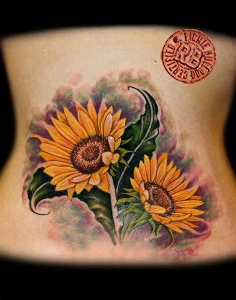 imagenes de tatuajes de girasoles tatuaje tribal de girasol trucos para su nuevo tatuaje