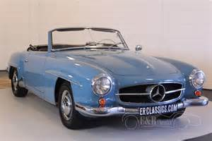 What Country Is Mercedes Made In Mercedes 190sl For Sale At E R Classic Cars