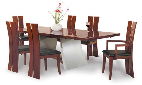Dining Room Table Ls by Wood Dining Room Tables Trellischicago