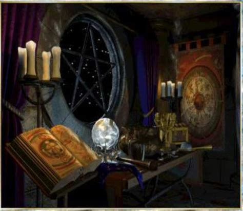 Psychic Tea Room by Witch World Wicca Stuffs