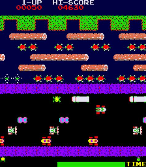 Free Online Arcade Games about frogger information about the classic arcade game