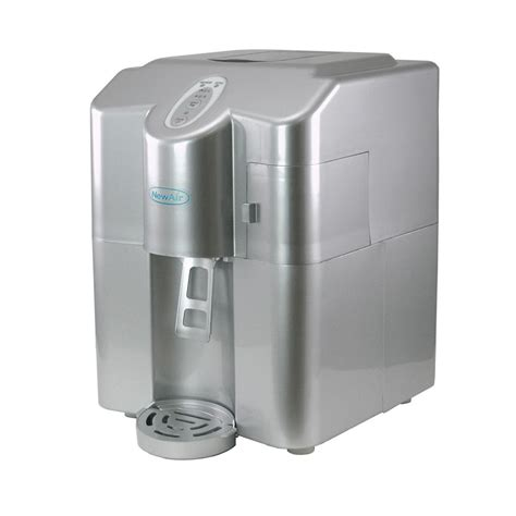 Small Crushed Ice Machine For Home - new newair portable ice cube maker amp dispenser ai model ebay
