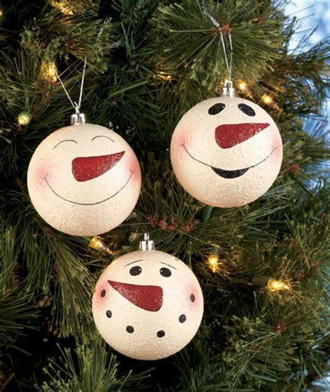 ornaments snowman 25 unique snowman ornaments ideas on