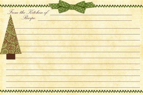 editable card template free 8 best images of free editable printable recipe cards