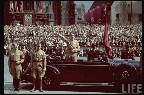 Impresionantes Imagenes Nazis | alemania nazi impresionantes fotos a color de coleccion
