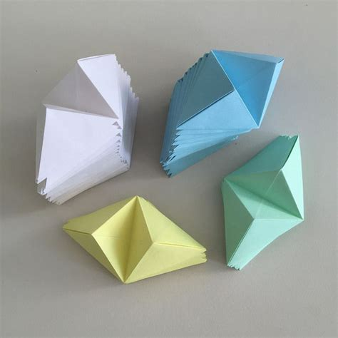 Geometrical Origami - best 25 origami wall ideas on