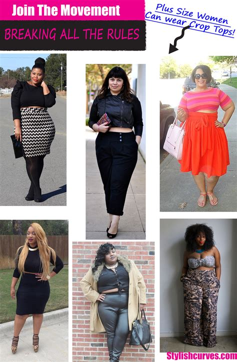 what hair style should fat women wear join the movement breaking all the rules plus size women
