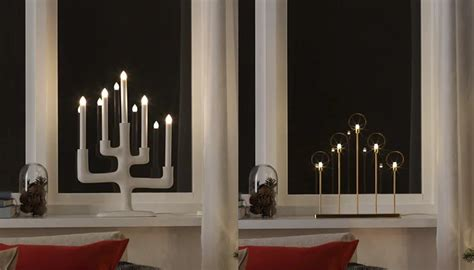candelabros navidad ikea luces de navidad ikea blancas para exteriores e