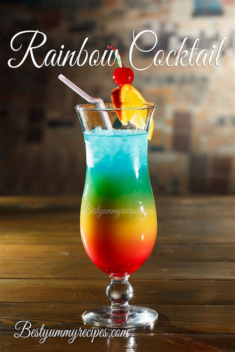rainbow cocktail rainbow cocktail all food recipes