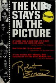 the kid stays in the picture book the kid stays in the picture 1994 edition open library