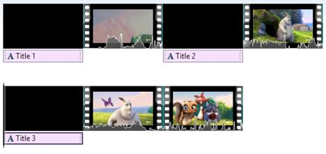 windows movie maker credits tutorial how to add titles captions and credits in windows movie