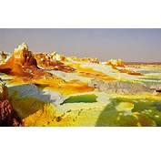 Dallol Ethiopia  Feel The Planet