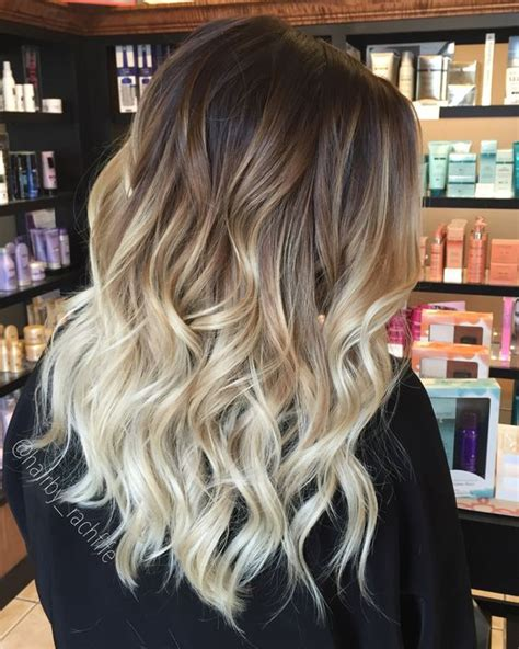 60 trendy ombre hairstyles 2018 blue purple green