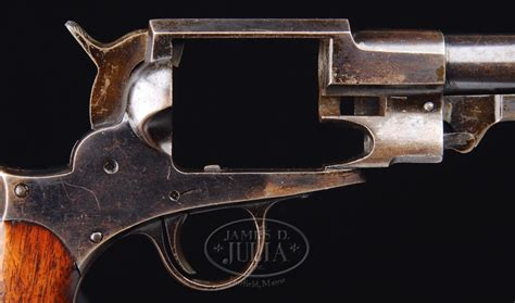 freeman army priced in auctions freeman army percussion revolver