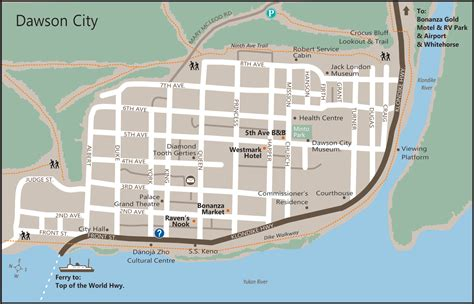map city of alaska maps of cities towns and highways