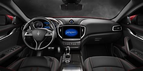 maserati ghibli sport package 2017 maserati ghibli gets more powerful base v6 model