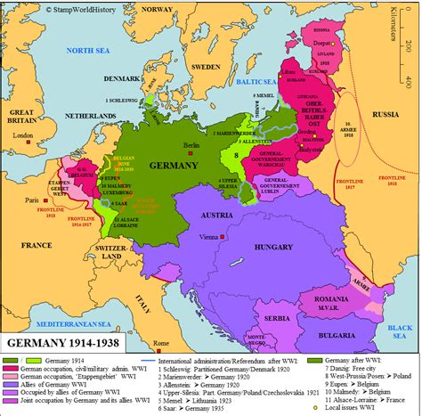 map of germany today image gallery germany 1914 map
