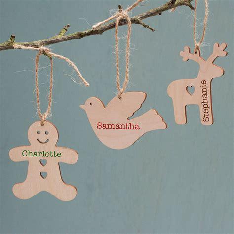 personalised hanging christmas decorations psoriasisguru com