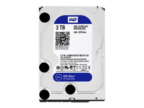 Wd Blue Harddisk 3 5 3tb wd blue 3tb 3 5 quot sata desktop drive ebuyer