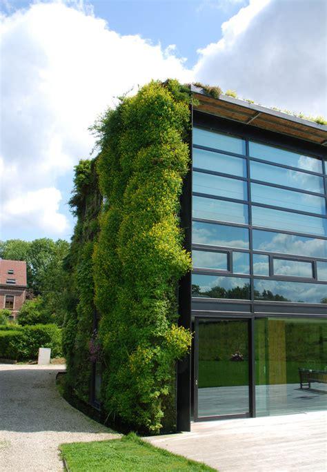 blanc vertical garden construction house vertical garden blanc