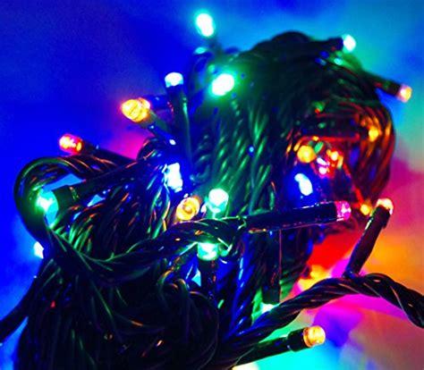 lichterkette für innen led universum wblrgb1065 led lichterkette rgb mit 100 leds