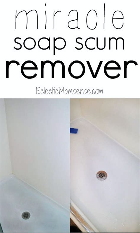 Best Soap Scum Remover For Shower Doors Best 25 Soap Scum Removal Ideas On Pinterest Diy Soap Scum Remover Cleaning Glass Shower