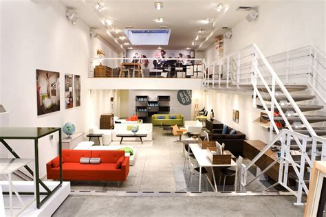 modern home design showroom furniture stores in nyc 12 best shops for modern designs