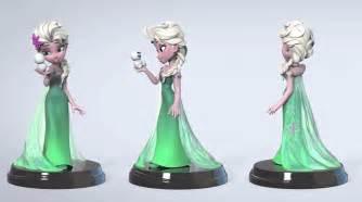 Elsa Infinity Frozen Sommarblomma